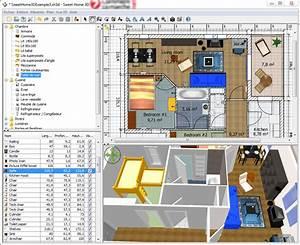 telecharger sweet home 3d gratuit With logiciel maison 3d mac 8 plan maison 2 niveaux gratuit