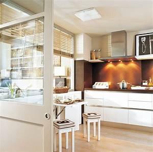 Deco cuisine for Idee deco cuisine avec deco originale cuisine