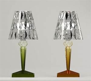 Lampe Led Batterie : lampe battery led chez kartell caroline munoz ~ Edinachiropracticcenter.com Idées de Décoration