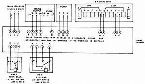 Gas Boiler Wiring Diagram