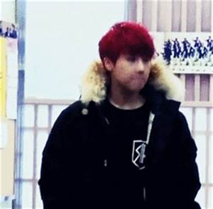 Miss his red hair~