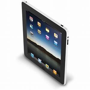 iPad New Black Icon - Apple Mobile Icons - SoftIcons.com
