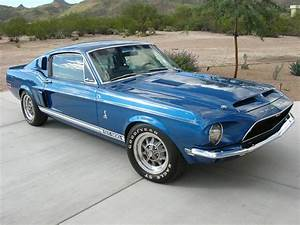 1968 SHELBY GT500 FASTBACK - 60710