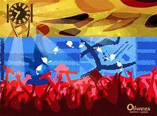Arte con la bandera de Venezuela Olivares Doing things