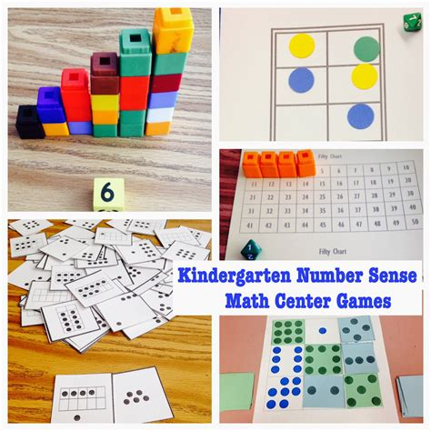Kindergarten Is Crazy (fun) Teaching Math In Kindergarten Numbers And Number Sense Activities