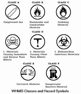 Workplace Hazardous Materials Information System (WHMIS ...