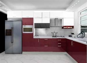 l shaped kitchen 2195