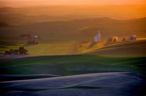 Astonishing Landscapes of The Palouse Region Washington ...