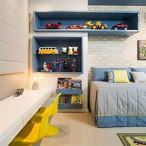 repisas para decorar cuartos de ninos varones - Curso de