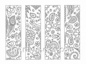 27 best images about coloring pages on pinterest With book marker template