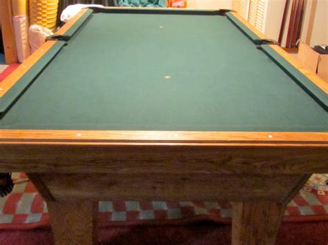 olhausen pool table models pool table 8ft olhausen sheraton model burlington ma patch
