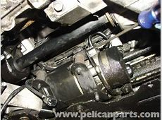 MINI Cooper Power Steering Pump Replacement R50R52R53