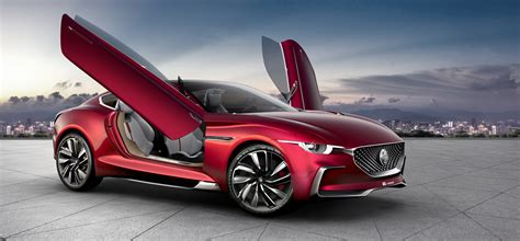 Wallpaper Mg Emotion, Concept Cars, Electric Cars