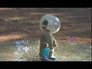 1950's NASA Dog Astronaut Japanese Tin and Plastic Robot ...
