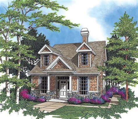 storybook cottage  architectural designs