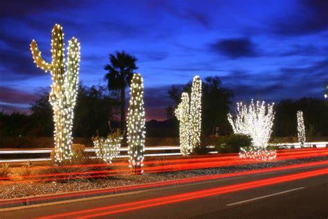 christmas light displays  phoenix east valley