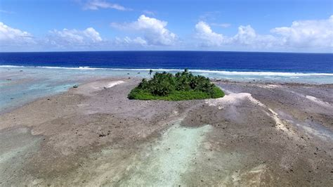 Climate Change Is Drying Up Small Islands, Study Says