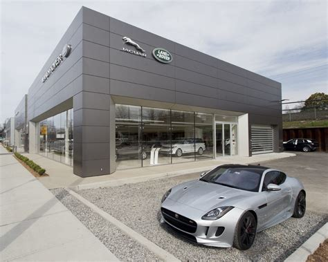 Jaguar Of Freeport by Jaguar Land Rover Freeport Opens For Business