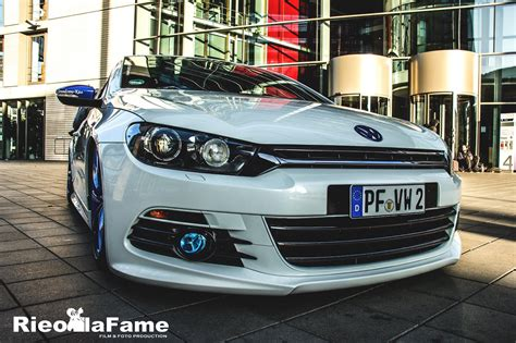volkswagen scirocco r turbo vw scirocco r tuning 230ps turbo white pearl rieo