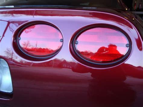 c5 corvette tail lights c5 c6 corvette 1997 2013 tail light seals corvette mods