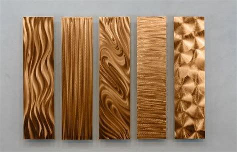 AWESOME COPPER WALL SCULPTURES Contemporary Metal Wall Art