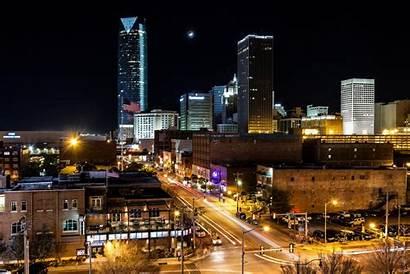 Oklahoma States America United North Cities Landmarks