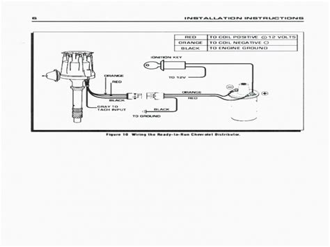Chevy Ignition Wiring by Hei Ignition Wiring Diagram Wiring Forums