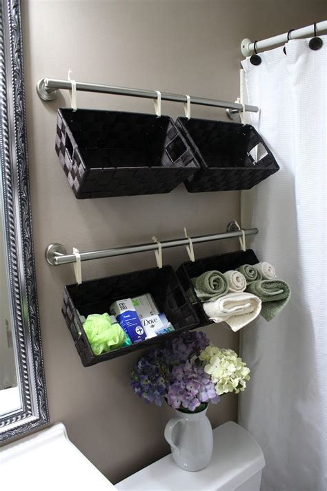 storage for small bathroom ideas top 10 lovely diy bathroom decor and storage ideas top