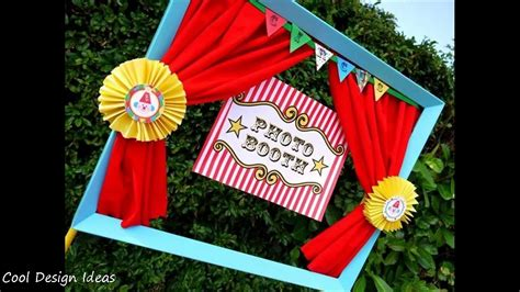 diy carnival party decorations ideas youtube