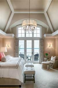Kronleuchter Im Schlafzimmer : einrichtungsideen schlafzimmer gestalten sie einen gem tlichen raum ~ Sanjose-hotels-ca.com Haus und Dekorationen