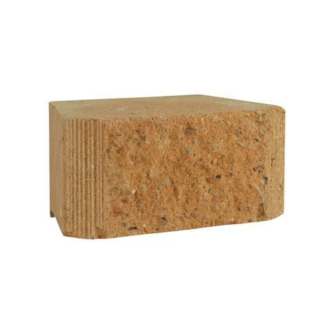 Brighton Retaining Wall Blocks by Brighton Masonry 200 X 130 X 100mm Sand Eziwall Retaining