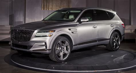 The genesis gv80 is the luxury brand's first suv. 2021 Genesis GV80 Could Top Out At $65,000 In The U.S ...