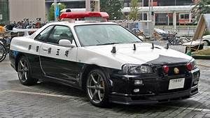 Five, Japanese, Police, Cars, That, U0026, 39, Ll, Make, You, Want, To, Be, A