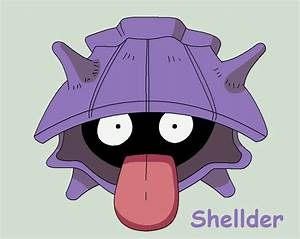 Shellder by Roky320 on DeviantArt