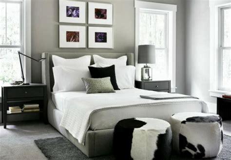 chambre adulte bleue murs et ameublement chambre tout en gris tendance