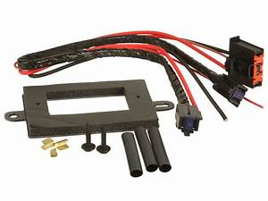 For Jeep Grand Cherokee Blower Motor Wiring Harness Mopar