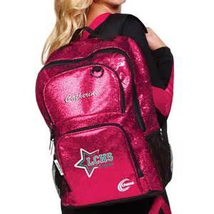 Cheer Glitter Backpacks