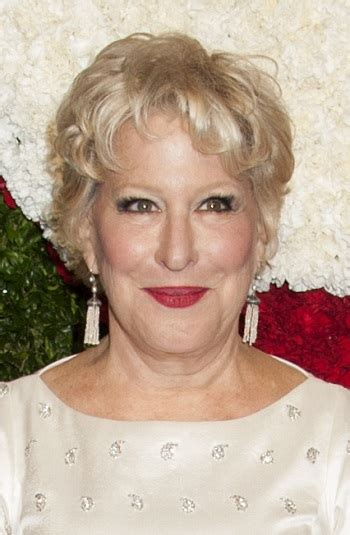 hairstyles bette midler short curled hairstyle