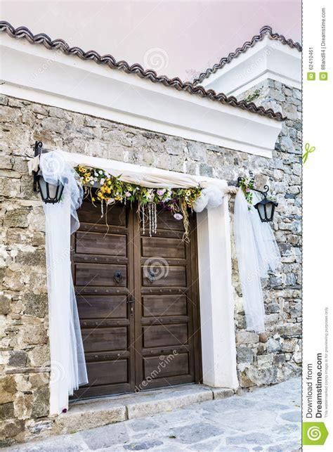 door arrangements
