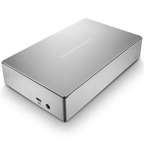disque dur externe bureau porsche design desktop drive 5 to usb 3 1 disque