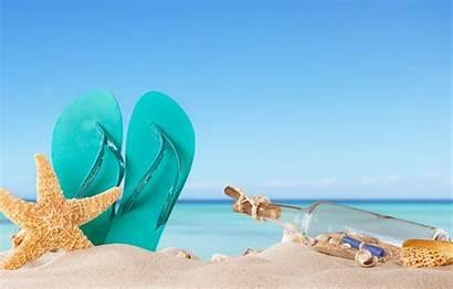 Summer Beach Vacation Sun Sea Sand Shell