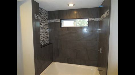 tile bathroom tub  window time lapse youtube