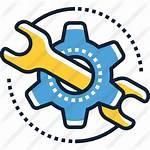 Icon Optimization Icons Premium Flat