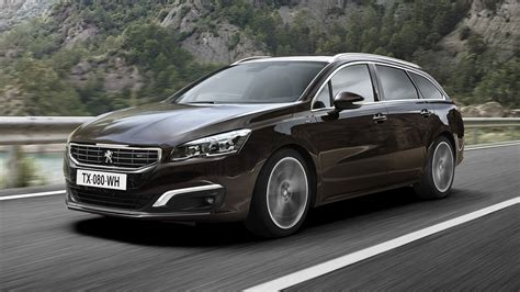 Peugeot Gt Wallpapers by Peugeot 508 Gt Sw 2014 Wallpapers And Hd Images Car Pixel