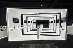 Samsung pop-up store by Cheil Germany, Frankfurt – Germany