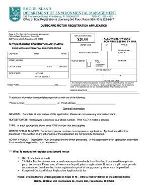 Outboard Motors For Sale Rhode Island bill of sale template ri sale of vehicle template rhode