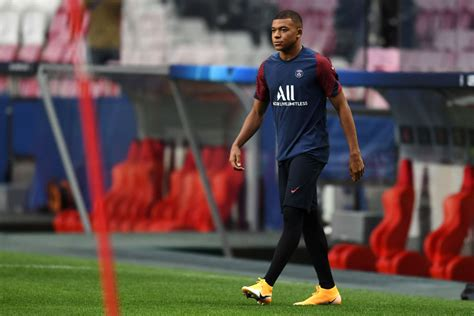Kylian Mbappe could start as PSG target first Champions ...