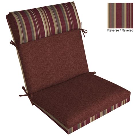 lowes allen roth replacement patio chair cushions cushions