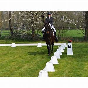Set of 8 Dressage Letter Towers