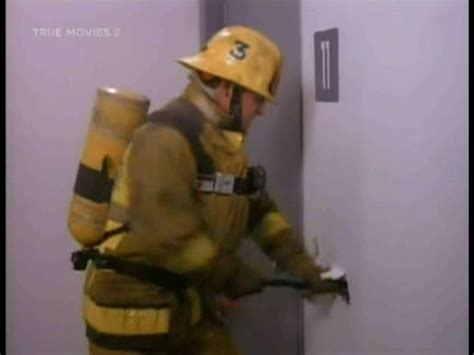 fire trapped on the 37th floor 1991 lee majors lisa